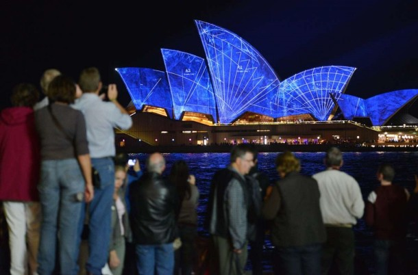 Have a Look At Light Festival in Sydney (2)