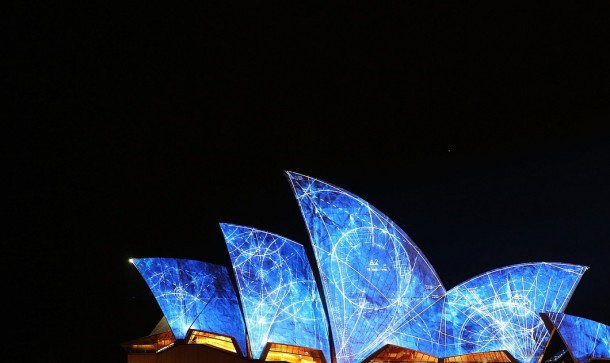 Have a Look At Light Festival in Sydney (3)