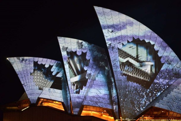 Have a Look At Light Festival in Sydney (4)