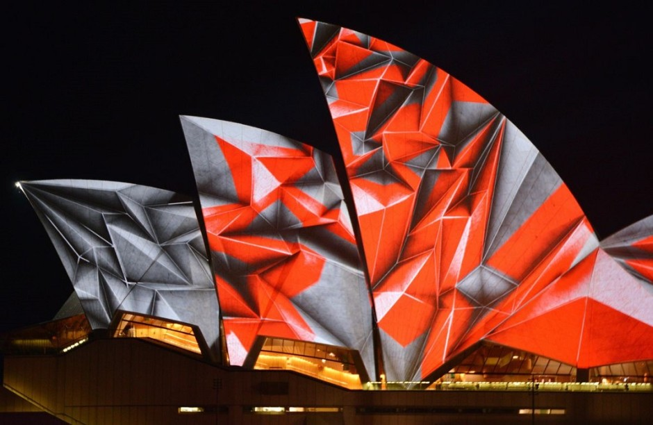 Have a Look At Light Festival in Sydney (6)