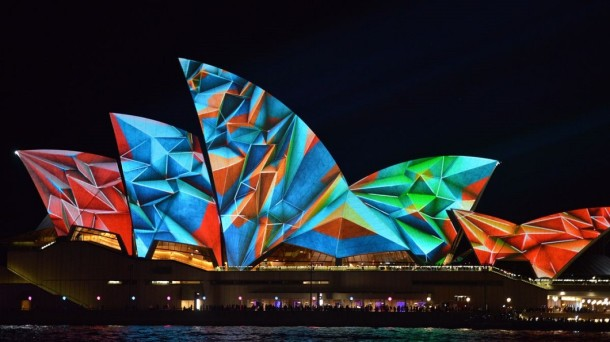 Have a Look At Light Festival in Sydney (7)