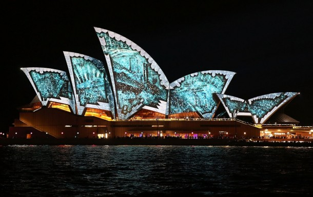 Have a Look At Light Festival in Sydney (8)
