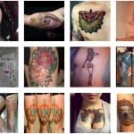 Tattoo Ideas of the Month – August, 2014