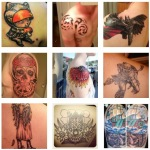 50 Shoulder Tattoos Example and Ideas