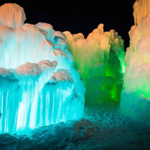 Palace of the Snow Queen: Majestic Ice Castles