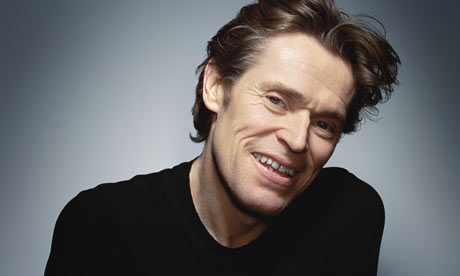 Actor Willem Dafoe was expelled from high school for shooting a porno.