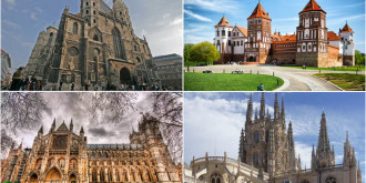 10 Amazing Examples of Gothic Architecture in the World