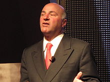 Kevin O'Leary from Shark Tank is always introduced as selling a company for over $3 Billion