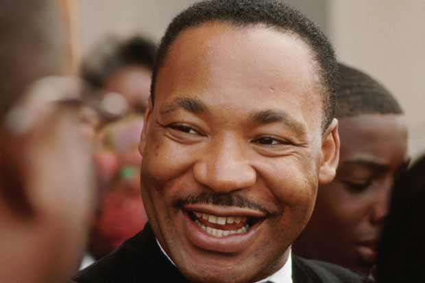 MLK Jr's birth name was Micheal King Jr. His father changed both their names after traveling to Germany and becoming inspired by the works of Martin Luther.