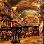 25 most beautiful and magnificent libraries around the world