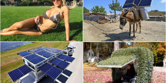 15 portable solar panels that very unconventional