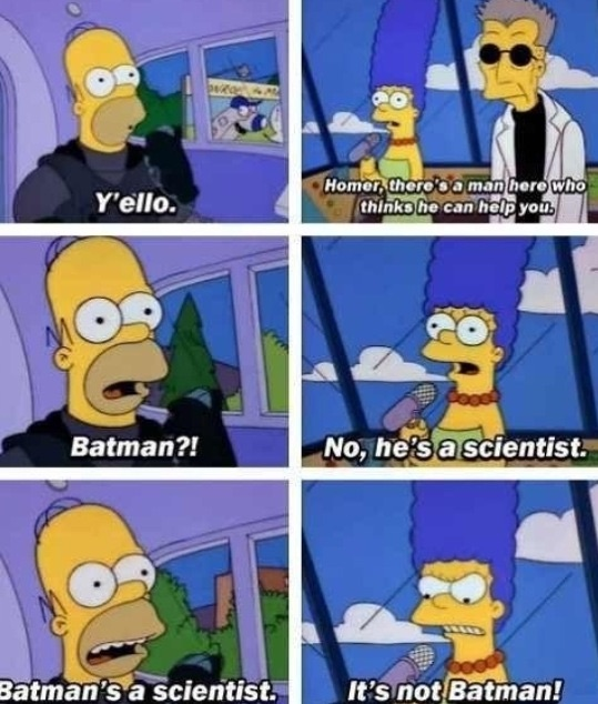 My favorite homer moment