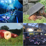 10 Unusual Tourist Places Where you can stay for the Night