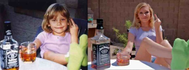 Raised by Jack Daniels