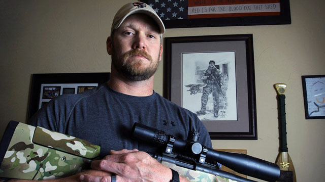 You either die a hero, or live long enough to see yourself become a villain. The truth about Chris Kyle and the media.