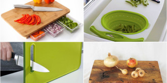 25 unusual examples Cutting board from Kitchen