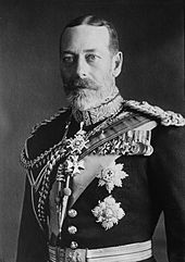 in 1934 King George V said in response to the growing power of the Nazi Party that Germany was now the peril of the world, and that should it carry on at its present rate, there was bound to be a war within 10 years.