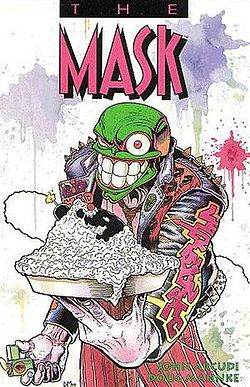 in the original comics starring The Mask, Stanley Ipkiss (the character played by Jim Carrey in the film) dies in the 4th issue and Lt