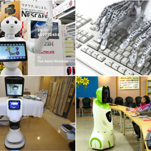 See Which Jobs will be Gone in 20 Years from Now due to Robots?