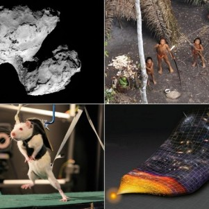 10 Major Scientific Events of 2014