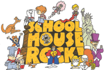 that Schoolhouse Rock was produced because the creator noticed one of his sons, who was having trouble in school remembering the multiplication tables,