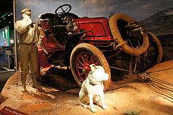 the first automobile trip across the United States was undertaken in 1903 because of a $50 bet.
