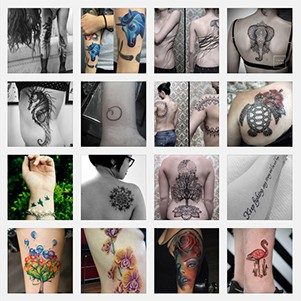 65 Best Tattoo Designs For Women in 2015