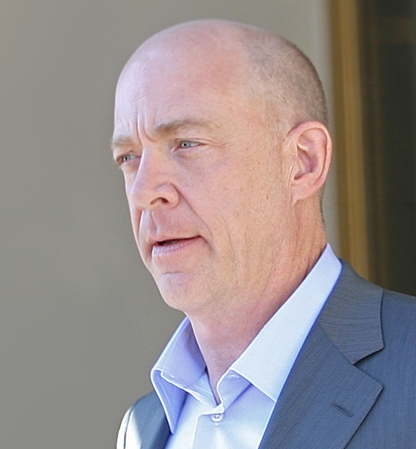 J.K. Simmons (Whiplash, Spider-Man trilogy) is the voice of the yellow m&m.