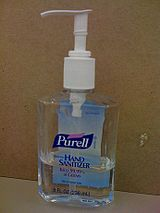 Purell purposely adds an unpleasant bitter taste to its product to make it undesirable to drink and to discourage ingestion