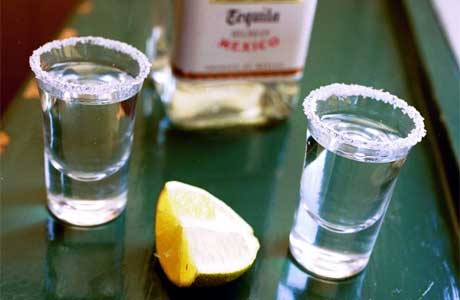Scientists in Mexico turned tequila into diamonds by heating a cheap shot to 800 degrees Celsius