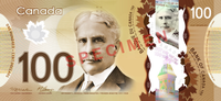 The Canadian $100 banknote featured an Asian woman on the back using a microscope. People complained that it was stereotyping Asians as being good at technology