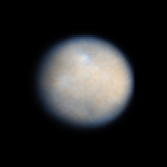 that there exists a planet between Mars and Jupiter known as Ceres. It's a dwarf planet, like Pluto, and may contain water and an atmosphere.