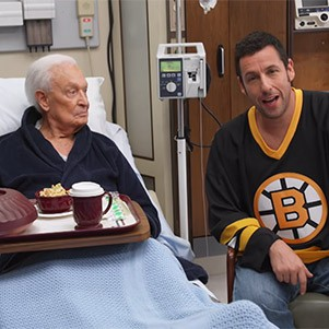 Adam Sandler Hospital Fight With Bob Barker