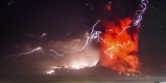 Calbuco Volcano Eruption: Surreal Videos and Photos Capture This Stunning Event