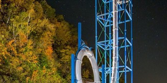 Vertical Water Slide With a Loop: SkyCaliber