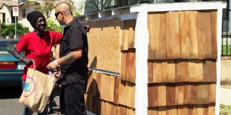 Elvis Summers Builds Tiny Houses For The Homeless