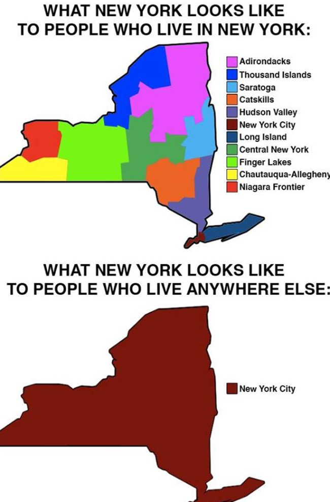 What New York looks like