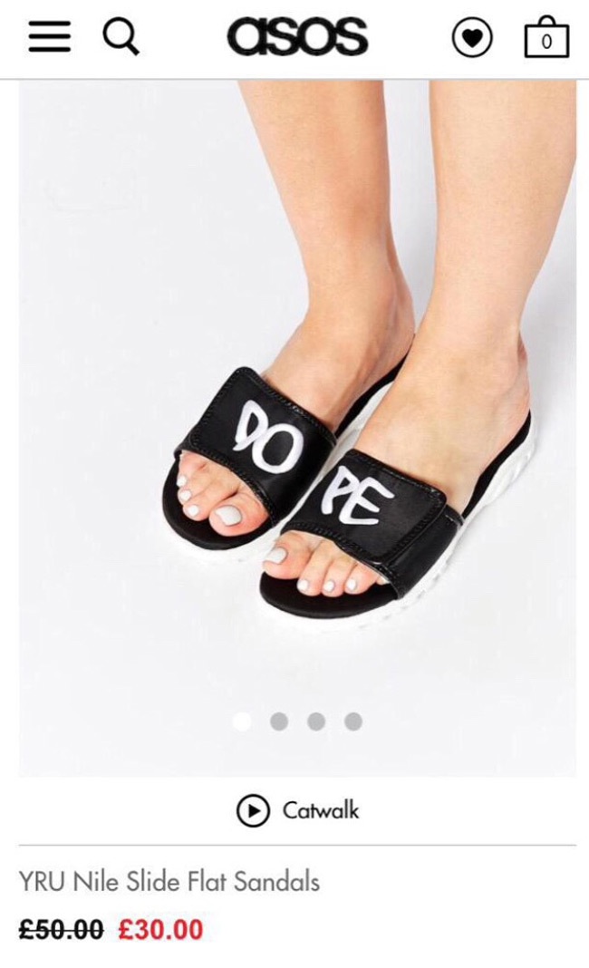 Dope sandals, But what if you cross your legs?
