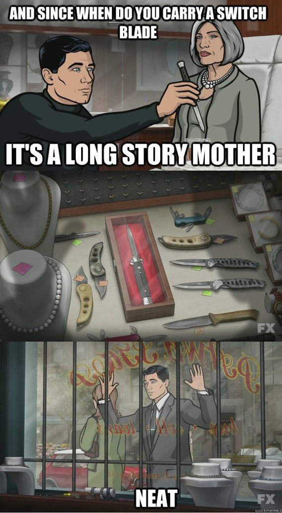 Never change archer