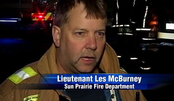 Best Fire Fighter name ever!