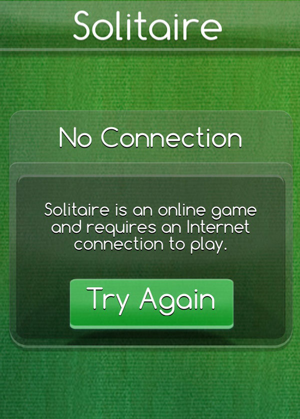 I feel like this defeats the purpose of solitaire