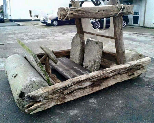 Fred Flintstone's Car