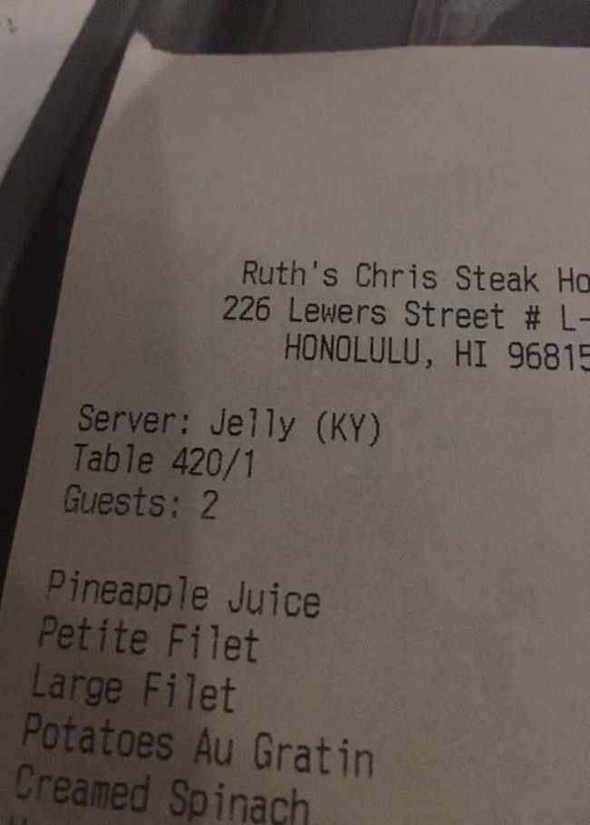 Our server's name