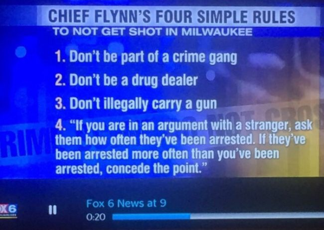 Who needs gun control when you have these four simple tips?