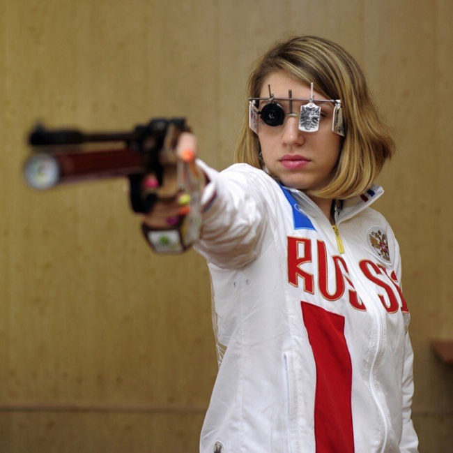 This Russian Olympic shooter is the best Quentin Tarantino character he never wrote