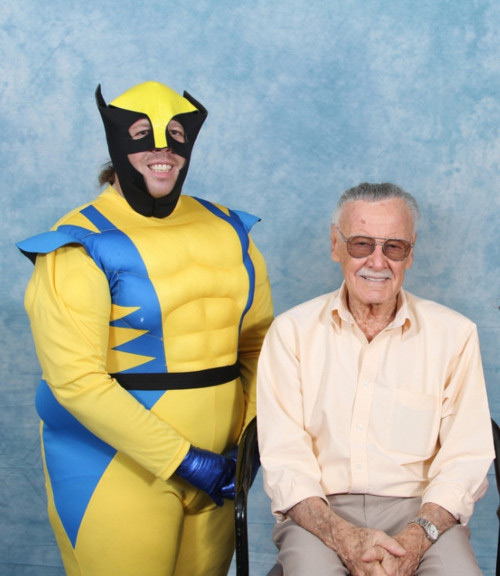 Wolverine cosplay at its best