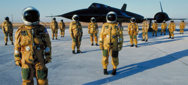 These Blackbird pilots look like they are about to drop the hottest mixtape known to man