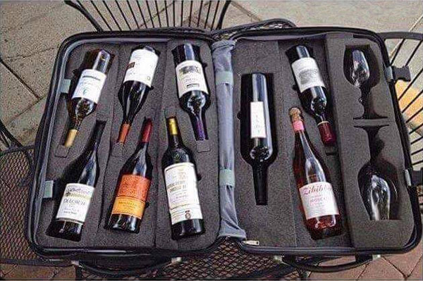 Packing for my family vacation