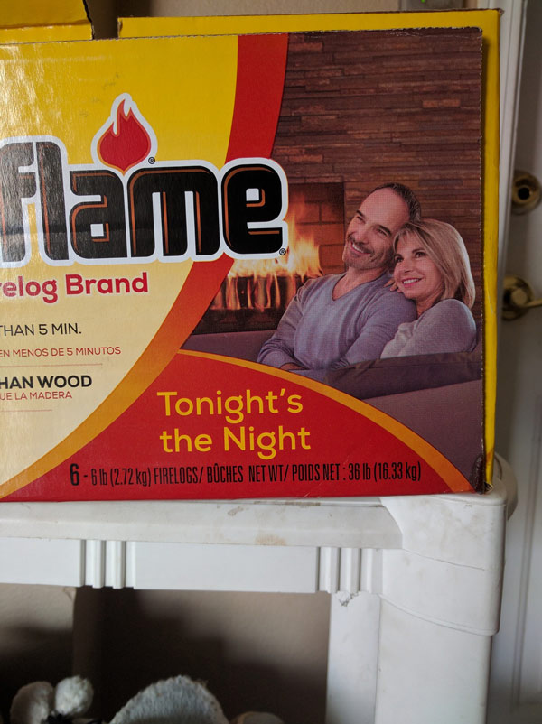 This box of firewood knows what's up