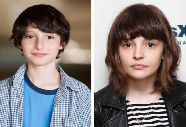 I'm convinced that the stranger things kid and the lead singer of Chvrches are the same person